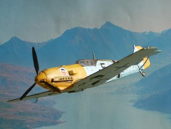 Me 109 2