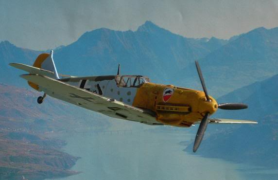 Me 109 3