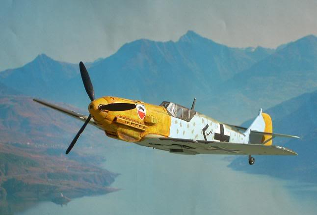 Me 109 5
